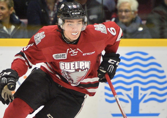 OHL Draft 2016 Rankings